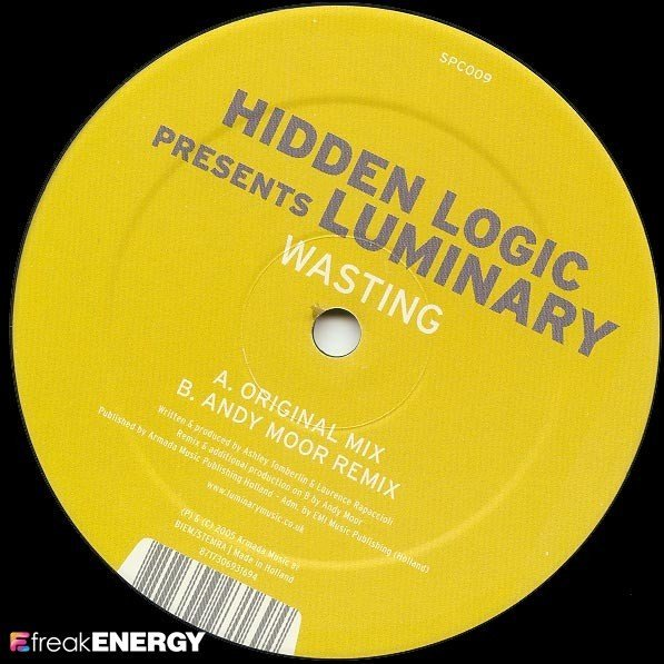 hidden logic presents luminary