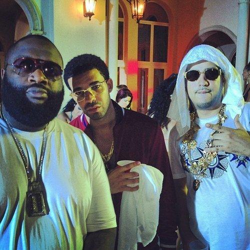 Rick Ross feat. Drake & French Montana